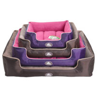 Cama Reversible Doble Color