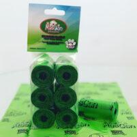 Bolsas Sanitarias Biodeg. 6×20